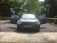 BMW 1 SERIES 125D REGISTERED OCTOBER 2013 - LOTS OF FACTORY FITTED EXTRAS - OPEN TO OFFERS