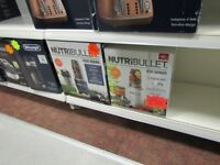 Nutribullet Juicer/Blenders, brand new