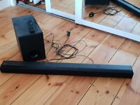 Sony TV Sound bar in very good condition