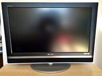 SONY BRAVIA 32 INCH LCD TV (KDL-V32A12U) FLATSCREEN TELEVISION