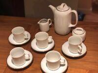 Eschenbach Bavaria thirteen piece coffee set