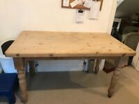 Dining Country Table