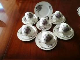 Bone China 18pc tea set