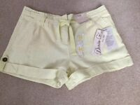 Lemon Denim Co Shorts Size 14 NEW WITH TAGS