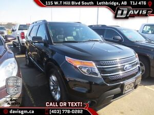 Used 2012 Ford Explorer- One Owner