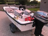 14ft Dory fishing boat