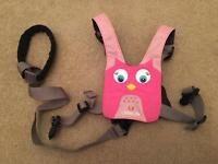 Little life safety harness
