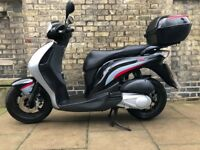 Black Honda PES125 for sale