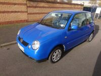 Volkswagen Lupo 1.4 Electric Windows Power Steering 65000 Miles Only Full MOT
