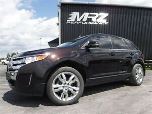 2013 Ford  EDGE  Limited AWD - 20'' - Toit - GPS - Cuir - Bas ki