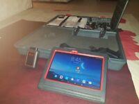 Launch X431 PRO3 V2.0 Diagnostics tablet & Launch DS201 OBD Connector