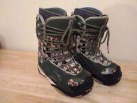 Daniel Franck Signature Snowboard Boots