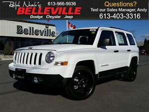 2015 Jeep Patriot Altitude-4X4-Just $143 BI-Weekly/$0 Down!