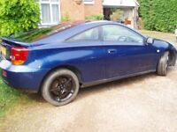 Excellent 140 bhp coupe, new MOT till June 2019, some service history in service book.