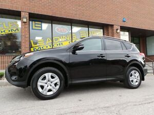 2015 Toyota RAV4 LE AWD, BACK UP CAM, NO ACCIDENTS!!