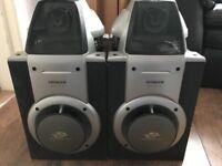 Hitachi speakers AXC 46