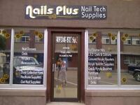 Gel Nail Supplies and Classes