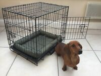 SMALL PET CRATE