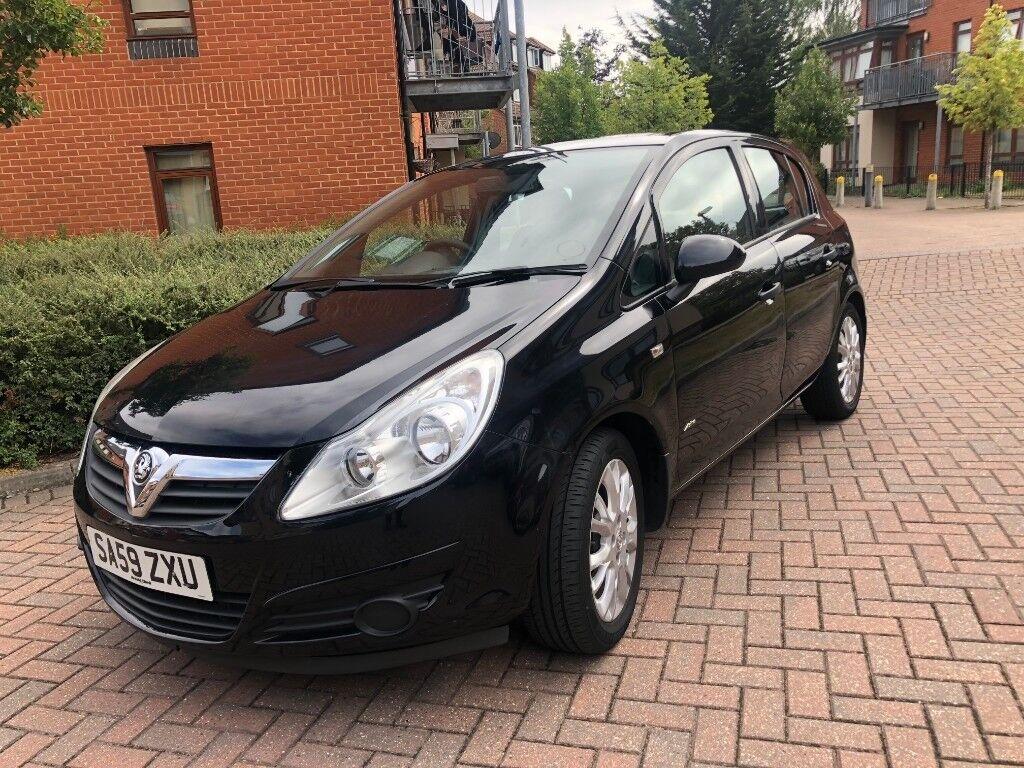 Vauxhall Corsa 1 2 I 16v Energy 5dr Only 36000 Miles