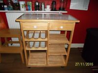 Kitchen Storage Unit free standing