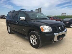 2007 Nissan Armada SE Package ***2 Year Warranty Available