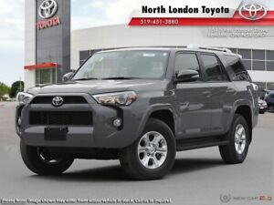 2018 Toyota 4Runner SR5 Limited Package - Company Demo