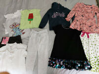 5-6 years girls clothes bundle including dressing up
