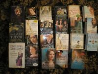 Historical novels 22 books all in very good condition