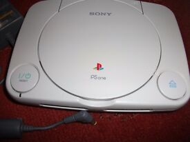 Sony Playstation 1 PS1 With lots of games, leads, memory cards etc