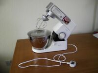 Kenwood Chef KM330 series with many attachments