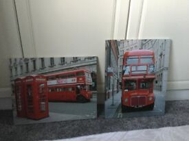 Set of 2 pictures