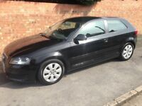 AUDI A3 TDi 2008 REG, LONG MOT, FULL HISTORY, NEW CAMBELT & CLUTCH, NICE SPEC WITH, ALLOYS & AIR CON