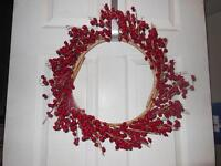 Berry Vine Wreath from Michael's