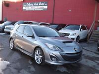 2012 Mazda Mazdaspeed3 Hatchback/6-Speed Manual/EASY FINANCING A