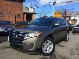 2013 Ford Edge SEL, PanoramicRoof, Leather, Navi, Camera&FordWar