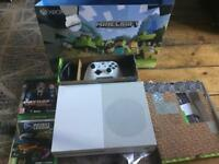 Xbox one s 500 g immaculate