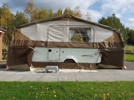WANTED ANY CONWAY OR PENNINE FOLDING CAMPER / TRAILER TENT