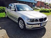 BMW 316 I SE 1.8 PETROL 4 DOOR SALOON