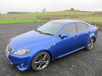 Lexus is200d F Sport 2010 Rare Model