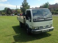 2005 Nissan cabstar mint condition low mileage
