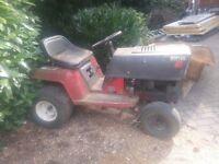tractor mower lawnmower