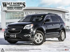 2012 Chevrolet Equinox LT AWD - V6, LEATHER, HEATED SEATS