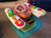 Fisher-Price® 4-in-1 Step 'n Play Piano