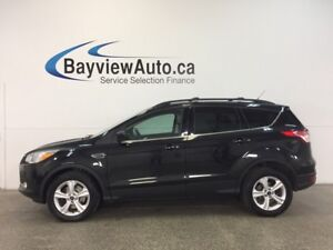 2014 Ford ESCAPE SE- 4WD ECOBOOST HTD STS REV CAM SYNC!