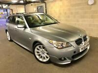 2006 bmw 535d m sport touring automatic full service history 272bhp px welcome