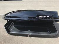 Exodus Car roof top box 470l