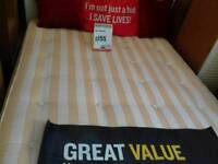 Bed and mattress BRITISH HEART FOUNDATION s