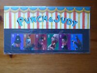 British Stamps: Punch and Judy Presentation Pack 2001