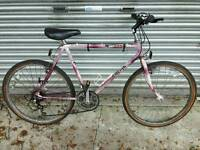 Raleigh Mustang Mtb in Excellent Working Order, 1980's Vintage.