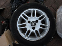 for sale peugeot 106 or citreon saxo 3 stud alloys